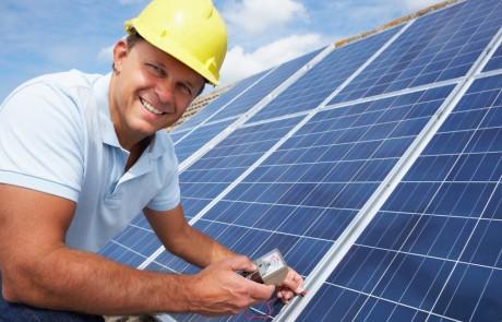 solar PV installer
