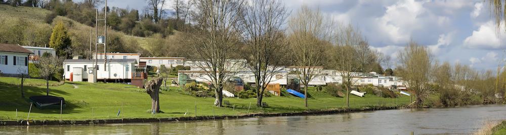 park home site